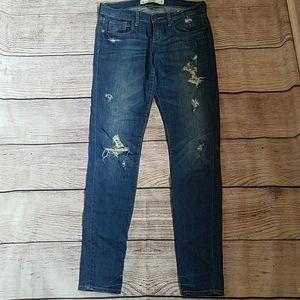 Abercrombie & Fitch 2L Perfect Stretch Jean